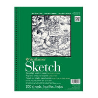 Strathmore - Recycled Sketch - 400 Series - 11in. x 14in.  Pad