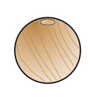Wood Bead - Round - 12mm - 15 pieces