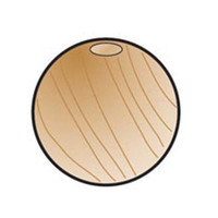 Wood Round Bead - 25mm - 19 pieces - Big Value