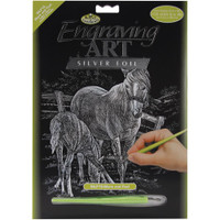 Mare & Foal – Engrave Art