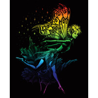 Dancing Fairy – Engrave Art