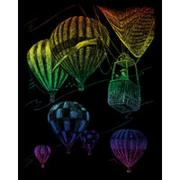 Hot Air Balloons – Engrave Art
