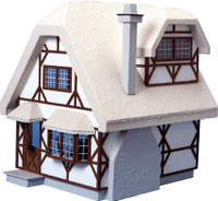 The Aster Cottage Dollhouse