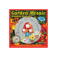 Garden -– Mosaic Stepping Stone Kit
