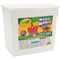 Crayola Model Magic 2lb – Primary