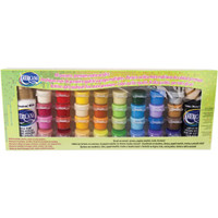 Americana All-Purpose Acrylic Paint Pot Value Pack 34/Pkg
