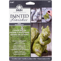 FolkArt Faux Paint Kit – Dimensional Moss Effect