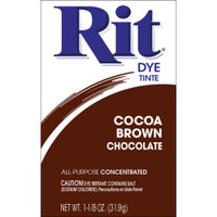 Rit Dye Powder - Cocoa Brown