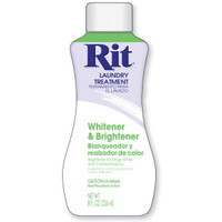 Rit Dye Liquid 8oz – Whitener & Brightener