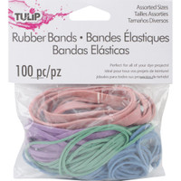 Rubber Bands 100/Pkg