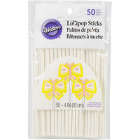 4 IN. LOLLIPOP STICKS
