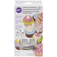 Cupcake Decorating Set 12pcs