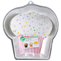 Novelty Cake Pan – Cupcake
