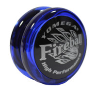 Fireball Yo-Yo – Blue/Black