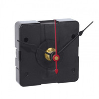 "Q-80 Quartz Clock Movement, 3/8"" Maximum Dial Thickness"