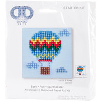 "Up Up & Away Diamond Dotz – 4.75""X4.75"""