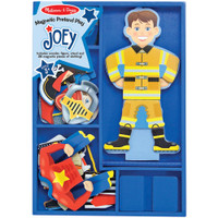 Magnetic Dress Up Kit – Joey