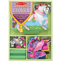 Magnetic Dress Up Kit – Clover