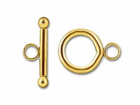 14k Gold Filled Toggle Clasp 12mm