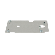 Motor mounting plate for Canon, top.