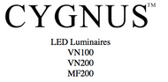 The User Manual for Wybron's Cygnus LED Fixtures