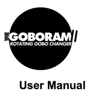 User Manual for GoboRam II.