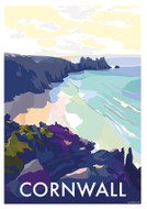 BB78672 - Cornwall (6 blank cards)