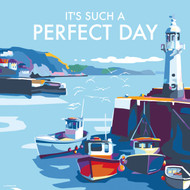 BB78778 - It's such  a perfect day (6 blank cards)