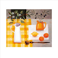 MA86833 - Citrus and Orange Blossom (6 blank cards)