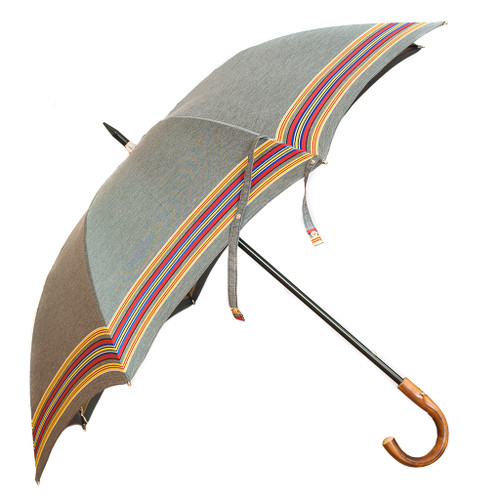 Francesco Maglia Umbrella Grey and Colors