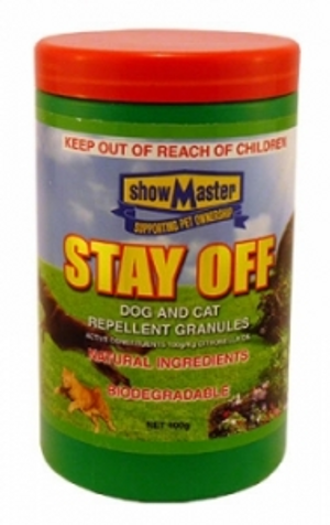 Stay Off Repellent Granules 400g