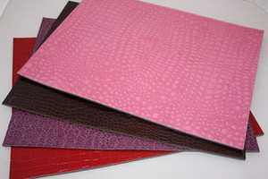 Rectangle Shaped Placemats