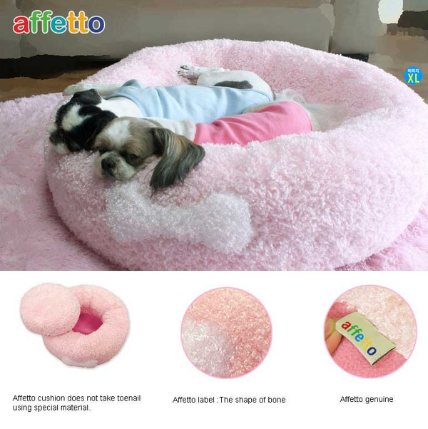 Affetto Queen Donut Bed XL