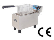 Basket Counter Top Fryer Electric UNIWORLD UEF-061L (NEW) #3870