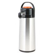 74 oz Coffee Airpot (Decaf) Stainless Steel ASPG022D NEW #3886
