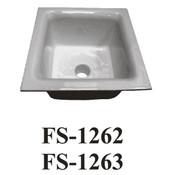 "Floor Sink 3"" Drain FS-1263 NEW #3906"