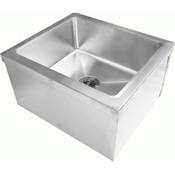 24x24 Floor Mount Mop Sink NEW SE2424FM #3916
