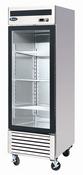 Bottom Mount 1 Glass Door Refrigerator MCF8705 (NEW) #1032