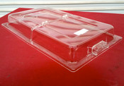 Chafer Dome Hinged Clear Cover NEW #4383