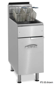 50LB S/S Gas Fryer IFS-50 (NEW) #4565