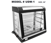"27"" Food Warmer Display Case UNIWORLD UDW-1 (NEW) #4553"