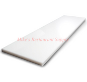 "27"" x 8"" Cutting Board For Prep Table (NEW) #1142"