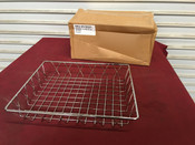 Large Muffin Basket Stainless Steel NEW (6-pack) #6679