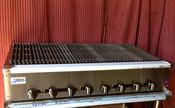 "48"" Radiant Char Broiler Grill SRB-48 LP Propane (NEW) #7161"