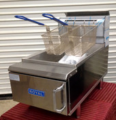 25LB Counter Top Fryer (LP) RCF-25 (NEW) #2944