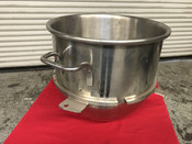 30 Qt Stainless Steel Bowl For 60 Qt Mixer OEM Hobart #7669