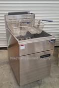 50 LB S/S Fryer LP ATFS-50 (NEW) #3053