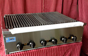 "36"" Radiant Char Broiler Grill SRB-36 NG Gas (NEW) #1186"