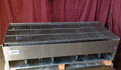 "48"" Lava Rock Char Broiler Grill SCB-48 NG Gas (NEW) #1227"