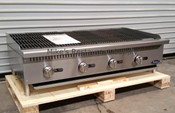 "48"" Char-Rock Broiler ATCB-48 (NEW) #2545"